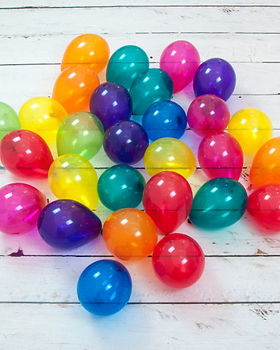 Pack of 28 Jewel Rainbow Mini Balloons.j