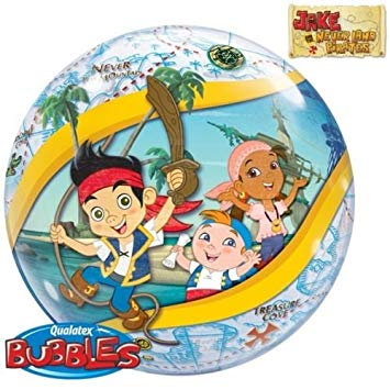 56CM DISNEY JACK AND THE NEVER LAND PIRATES
