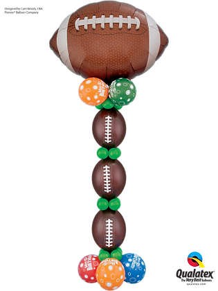 Football Bouquet