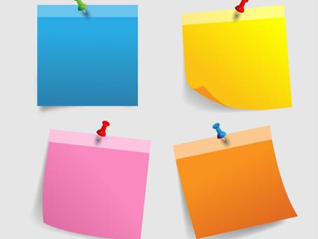לוח שיתופי - הצגת תוצרי עבודה בשיעור