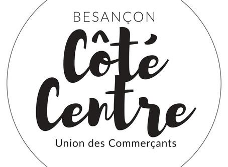 [ Communiqué de Presse ] renouvellement du bureau de l'Union des Commerçants de Besançon.