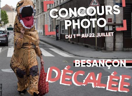 [ CONCOURS PHOTOS : Besançon décalée📸]