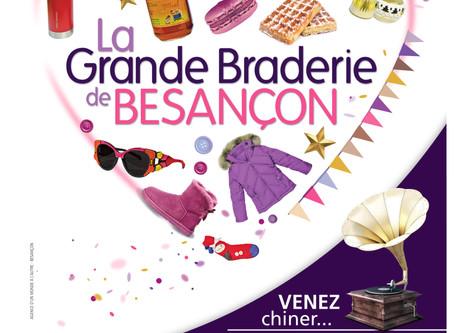 La Grande Braderie d'automne du Centre-Ville de Besançon !