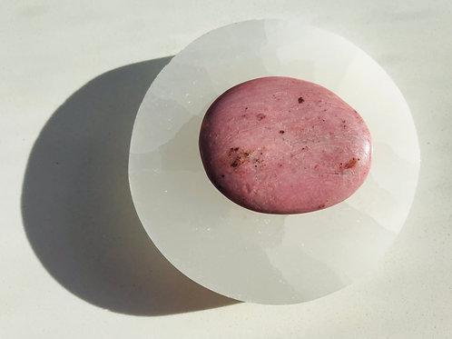 Pink Petrified wood