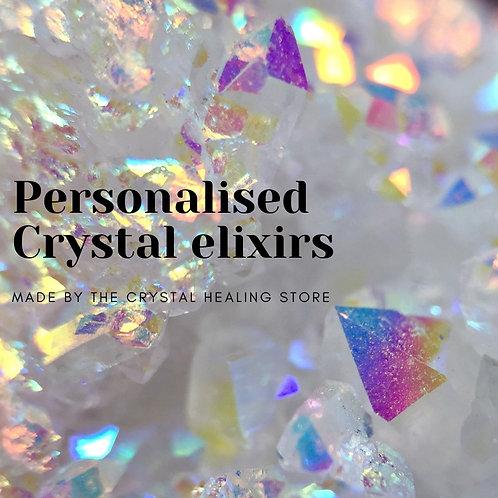 Personalised Crystal Elixir