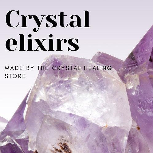 Crystal Elixir Spray or Dropper