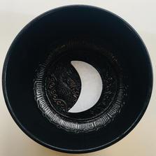 Selenite Moon