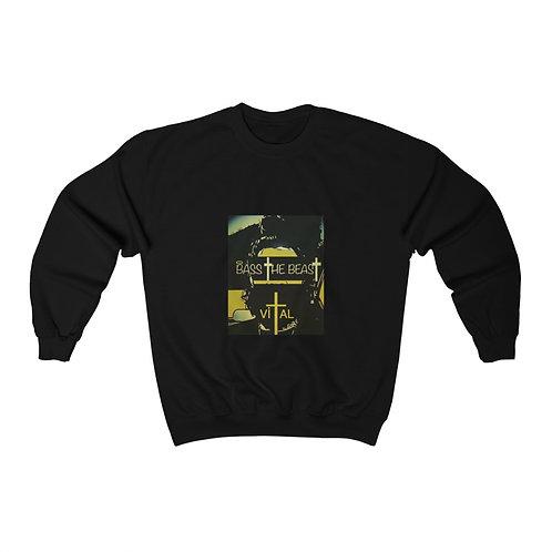 Unisex Bass The Beast Vital Sweatshirt