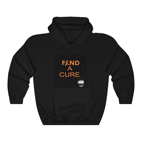 Unisex Find a cure Hoodie