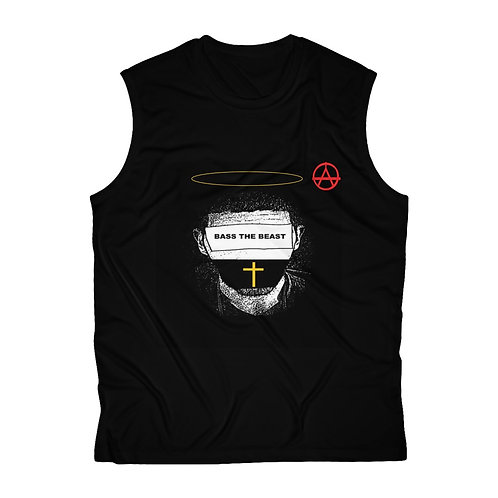 Men's Bass The Beast Anarchy Sleeveless Performance Tee
