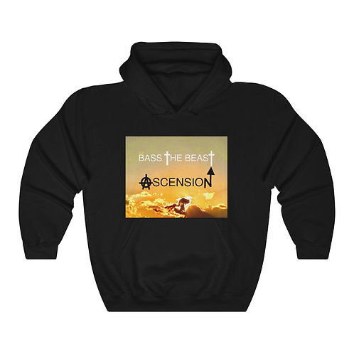 Unisex Bass The Beast Ascension Hoodie
