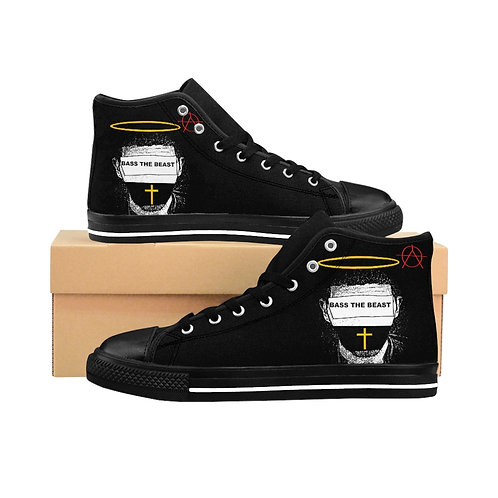 Men's Bass The Beast High-top Angel Sneakers