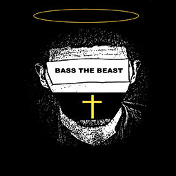 Bass The Beast LLC Logo RBG Color Mode F