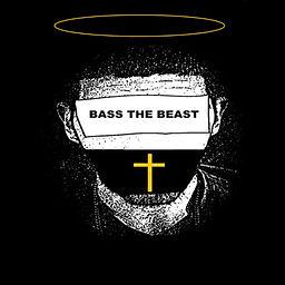 Bass The Beast LLC Logo RBG Color Mode F
