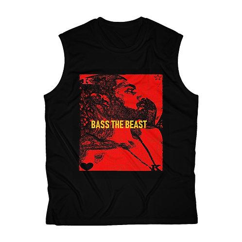 Men's Bass The Beast Royalty Sleeveless Performance Tee