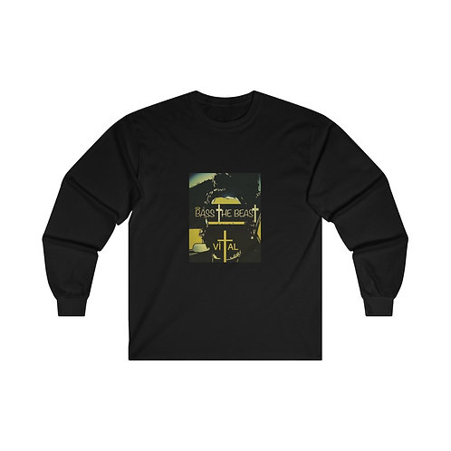 Men's Bass The Beast Vital Ultra Cotton Long Sleeve Tee