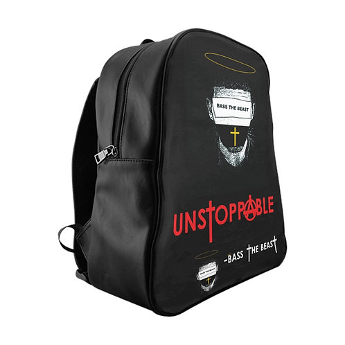 Bass The Beast Unstoppable Backpack