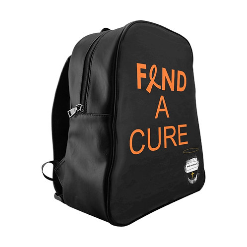 Bass The Beast Find A Cure Backpack
