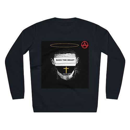 Eco Friendly Bass The Beast Sweatshirt (Anarchy Edition)