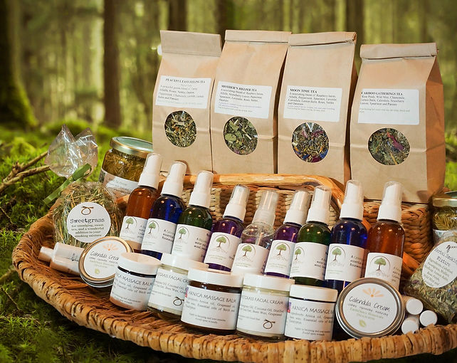 Earthdance Botanical Natural Products