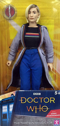 Dr Who 13th Doctor 10inch Action Figure