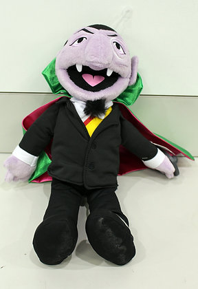 Sesame Street The Count Plush Toy