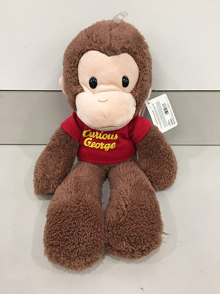 Curious George Take Along Toy