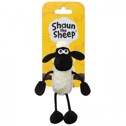 Shaun the Sheep Keyring Clip