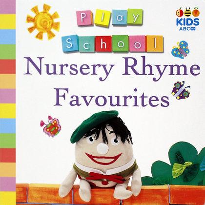 Play School NurseryRhyme Favourites Book