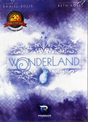 Wonderland Card Game