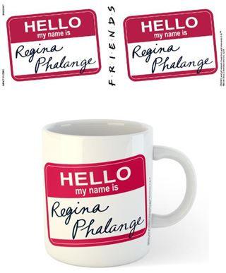 Friends Regina Phalange Mug