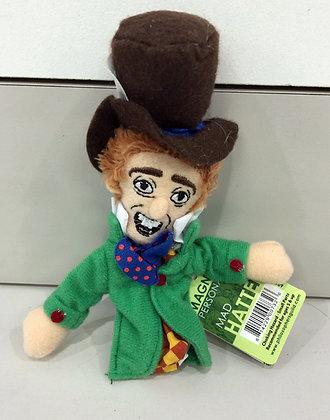 Alice in Wonderland Mad Hatter Magnetic Finger Puppet