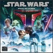 Star Wars Classic 2021 Calendar
