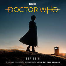 Dr Who S11 OST CD Soundtrack