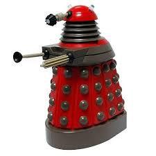 Dr Who Dalek Money Bank