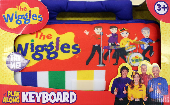 The Wiggles Keyboard Plush Toy