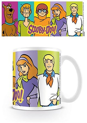 Scooby Doo Characters Mug