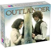 Outlander 2021 Boxed Calendar