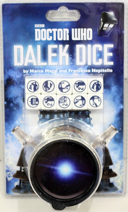 Dr Who Dalek Dice Game