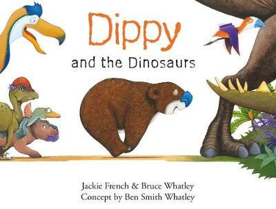 Dippy and the Dinosaurs Book