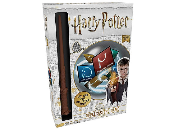 Harry Potter Spellcasters Game
