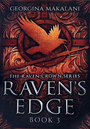 Georgina Makalani - The Raven Crown Series 3 - Raven's Edge