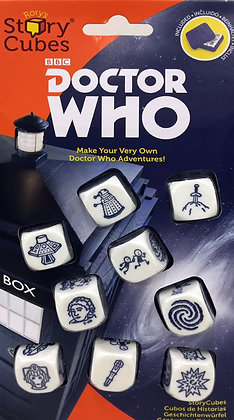 Dr Who Rory's Story Cubes