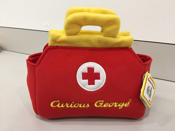 Curious George Doctor Bag Toy