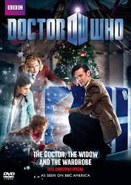 Dr Who - The Doctor, The Widow and the Wardrobe DVD