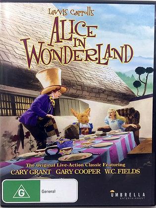 Lewis Carroll's Alice in Wonderland DVD