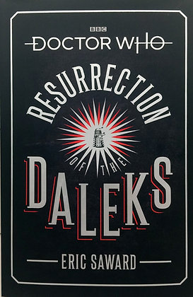 Dr Who Resurrection of the Daleks Book