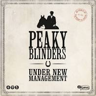 Peaky Blinders Board Game - Under New Management