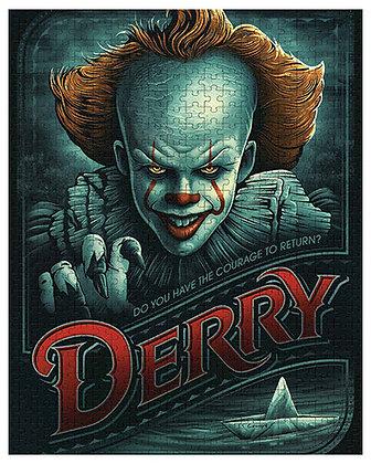 IT Chapter 2 Derry 1000pc Jigsaw