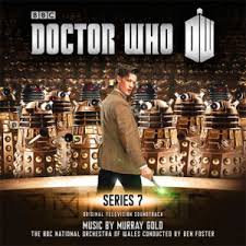 Dr Who S7 OST CD Soundtrack